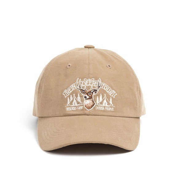 와일드 브릭스 WILD BRICKS - CT REINDEER CAP (beige)