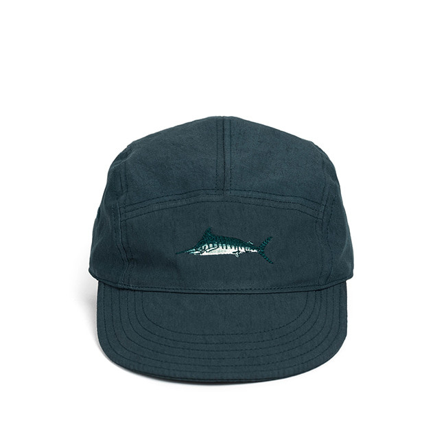 와일드 브릭스 WILD BRICKS - SAILFISH CAMP CAP (green)