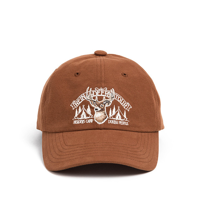 와일드 브릭스 WILD BRICKS - CT REINDEER CAP (orange)