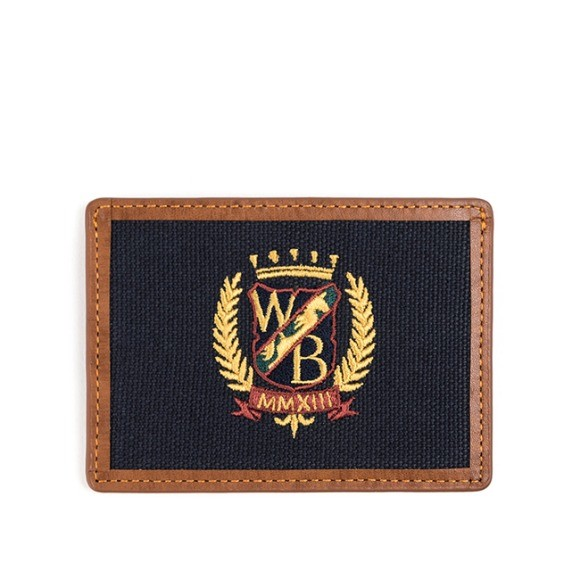 와일드 브릭스 WILD BRICKS - WB CARD CASE (brown)
