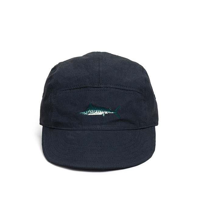 와일드 브릭스 WILD BRICKS - SAILFISH CAMP CAP (navy)