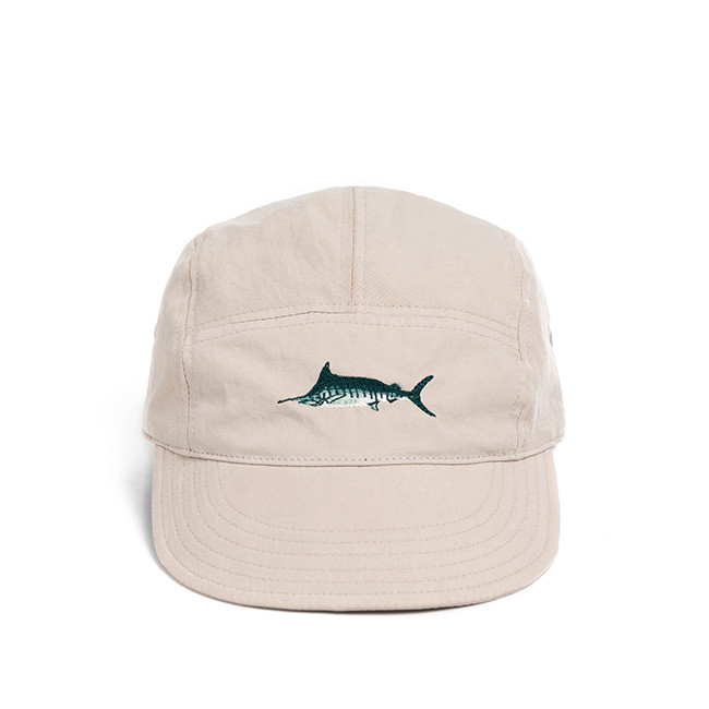 와일드 브릭스 WILD BRICKS - SAILFISH CAMP CAP (beige)