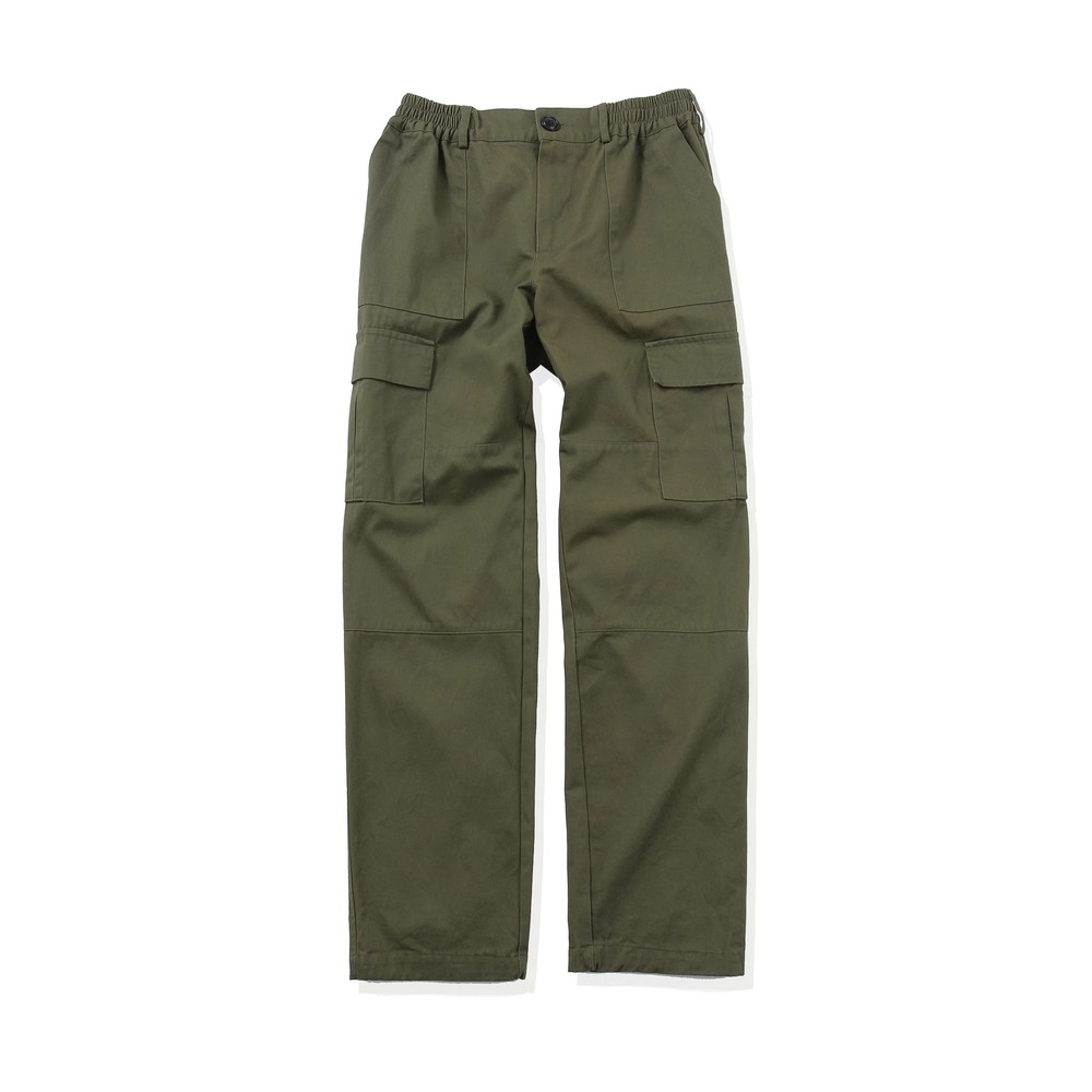 낫포너드 - NOT4NERD Cargo Pocket Pants Khaki