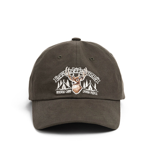 와일드 브릭스 WILD BRICKS - CT REINDEER CAP (khaki)