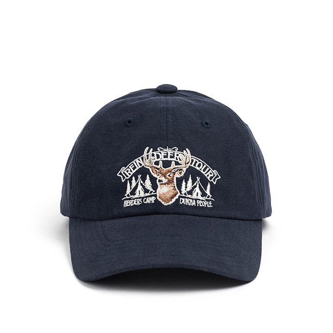 와일드 브릭스 WILD BRICKS - CT REINDEER CAP (navy)