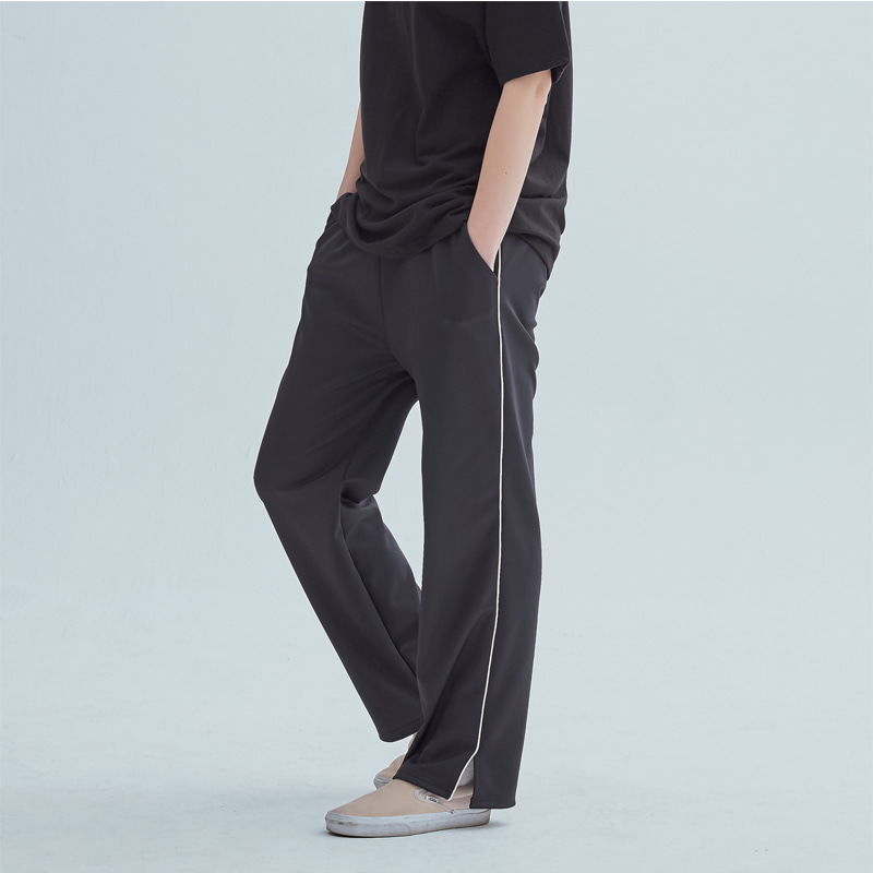 그래프플랫폼 GRAPHPLATFORM - Line training Pants Black
