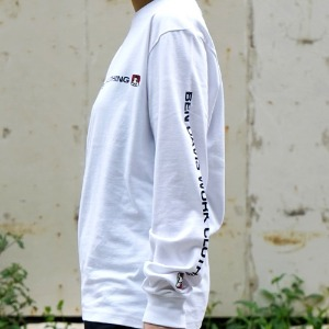 벤데이비스 BENDAVIS - PRING LONG TEE (BDZ9-1000A) WHITE