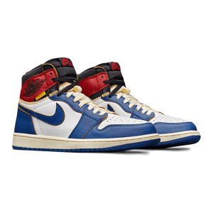 *국내배송* 나이키 NIKE Air Jordan 1 Retro Union Los Angeles Blue Toe