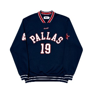 *국내배송* 팔라스 19FW PALACE PALLAS CREW BLACK