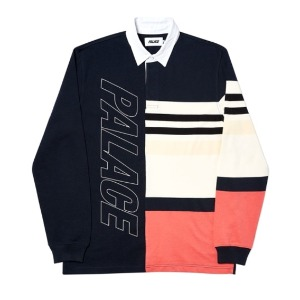 *국내배송* 팔라스 19FW Palace Pronto Rugby NAVY