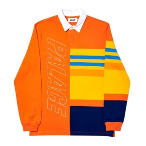*국내배송* 팔라스 19FW Palace Pronto Rugby ORANGE
