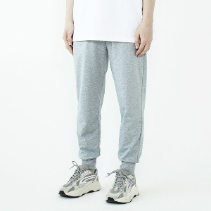 엑스씨엑스메인 XCXMAIN - GRAY JOGGER PANTS (CHAMPION COTTON'S)
