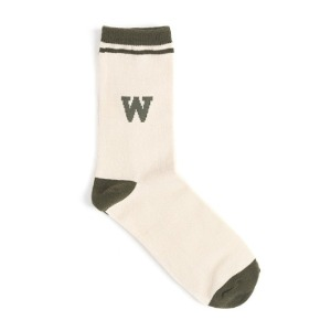 와일드 브릭스 WILD BRICKS - WB TENNIS SOCKS (khaki)