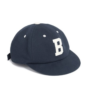 와일드브릭스 WILD BRICKS - VIN BASEBALL CAP (navy)