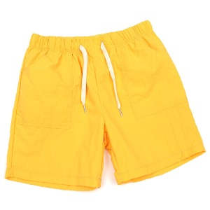 일리오 ILIO - BEACH SHORT PANTS Yellow