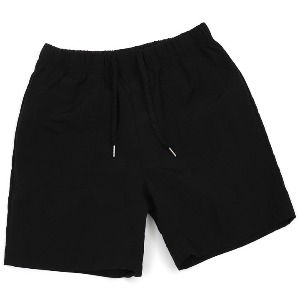 일리오 ILIO - BEACH SHORT PANTS Black