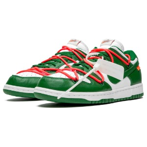 *국내배송* 나이키 X 오프화이트 OFF-WHITE X Nike Dunk Low 'Pine Green