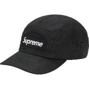 *국내배송* 슈프림 20SS SUPREME BARBOUR WAXED COTTON CAMP CAP BLACK