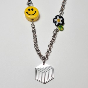 그린컨테이너 - HAPPY CONTAINER NECKLACE