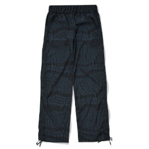 PHOS33 포스333 - Adjustable Side Shirring Pants/Blueblack