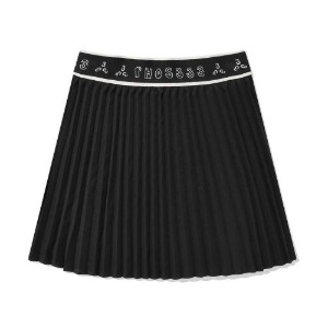 PHOS33 포스333 - Sunray Mini-skirt/Black