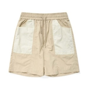PHOS33 포스333 - Windbreaker Shorts/Beige
