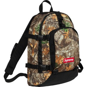 *국내배송* 슈프림 19FW 백팩 Supreme Backpack (FW19) Real Tree Camo