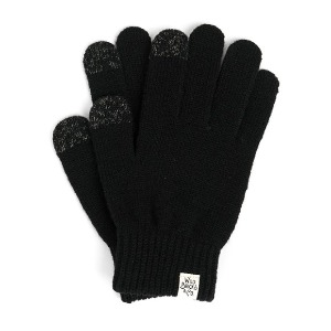 와일드브릭스 WILD BRICKS - AW BASIC TOUCH GLOVES (black)
