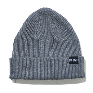 벤데이비스 BENDAVIS - LOW KNIT CAP GREY (BDW-9532)