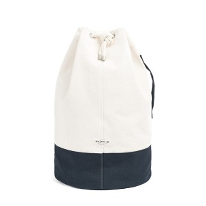 와일드 브릭스 WILD BRICKS - CANVAS DUFFLE BAG (navy)