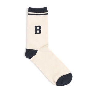와일드 브릭스 WILD BRICKS - WB TENNIS SOCKS (navy)