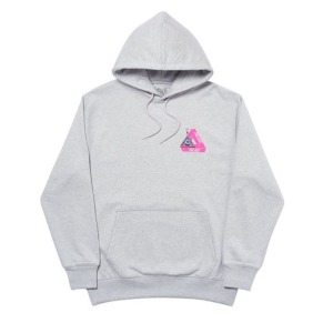 *국내배송* 팔라스 20SS Palace Tri - Smiler Hood Grey