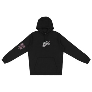 *국내배송* 나이키 트레비스스캇 후드 Travis Scott Cactus Jack For Nike SB Hoodie Black