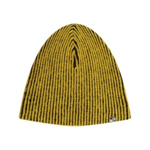 포스333 PHOS333 - Striped Duotone Beanie/YL