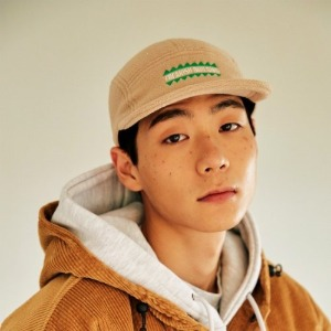 프리키쉬빌딩 - LINFEVER FLEECE CAMP CAP (BEIGE)