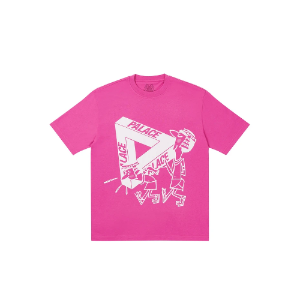(국내배송) 팔라스 If you build it T-Shirt Pink
