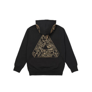 *국내배송* 팔라스 Palace Tri-Archaeology Hood Black
